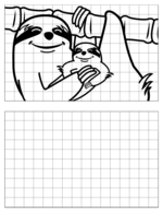 Sloth-Drawing-2