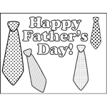 Fathers Day Ties