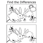 FTD Rabbits and Ladybugs