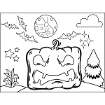 Square Pumpkin