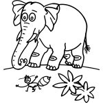 Elephant and Bug