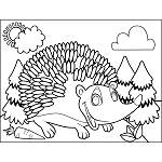 Spiny Hedgehog