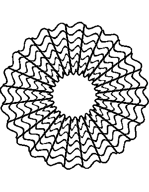 printable dover coloring pages mandalas. hard flower coloring ... | 388x300