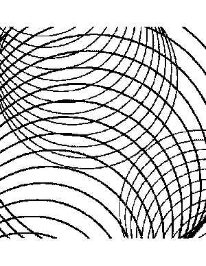 Curve Lines Coloring Page