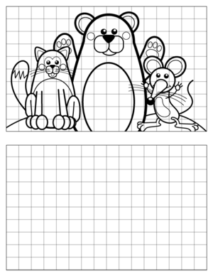 Mouse-Drawing-4 coloring page