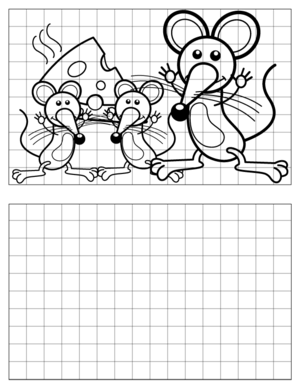 Mouse-Drawing-5 coloring page