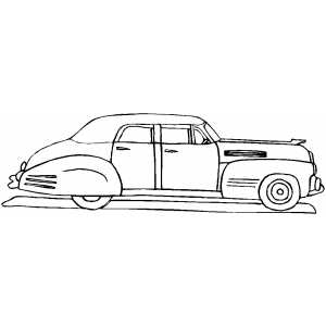 Classic Car Coloring Pages on aston martin super car