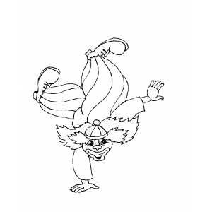 acrobat coloring pages - photo#20