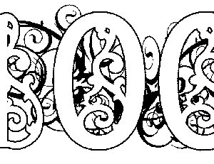 Illuminated-100 Coloring Page