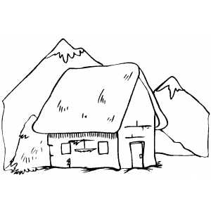 Great Smoky Mountains National Park coloring page | Free Printable ... | 300x300