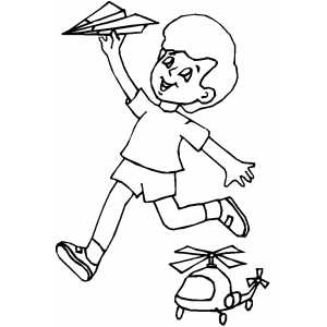 play time coloring pages - Coloring For Boy