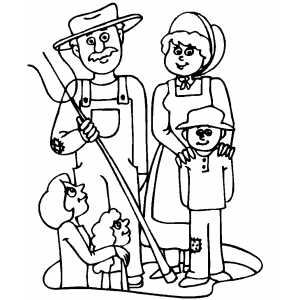 American History Museum coloring page