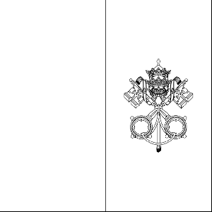 Vatican Flag coloring page