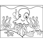 cute jellyfish coloring pages - newest additions coloring pages