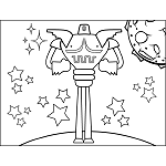 Newest Additions Coloring Pages
